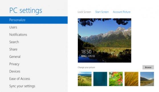تصاویر جدید ویندوز 8 از رابط Ribbon در Explorer