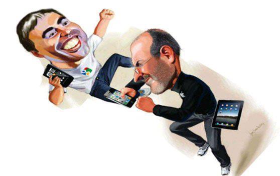 گوگل و HTC خود را برای جنگ با iPhone 5 آماده می کنند
